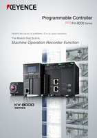 KV-8000 Series Programmable Controller Catalogue