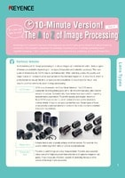 10-Minute Version! The A to Z of Image Processing Vol.4