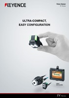 IV Series Vision Sensor Catalogue