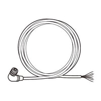 OP-88036 - Power I/O cable, Right angle,, 2 m