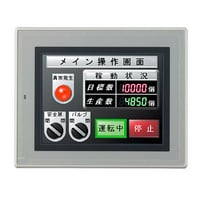 VT3-Q5TWA - 5-inch QVGA TFT color touch panel, DC power type