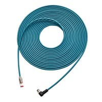OP-88043 - NFPA79 compliant Ethernet cable, Right angle, 2 m