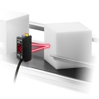 PZ-V/M series - Built-in amplifier photoelectric sensors